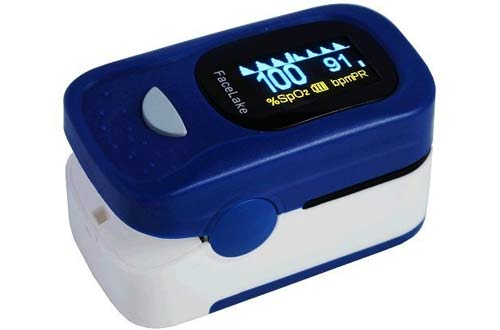 Pulse Oximeter, Blood Oxygen Monitor