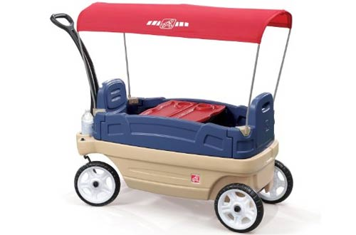 Pull-Along Wagons for Kids