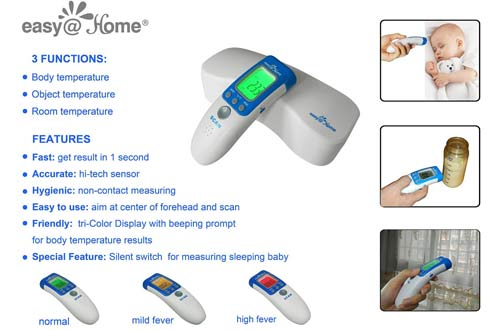 Forehead Thermometer for Baby Adult and Child