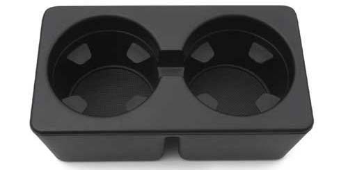 Front Floor Console Cup Holder