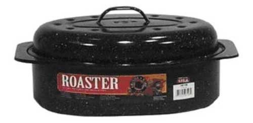 Granite Ware 6106-2 13-Inch Covered Oval Roaster