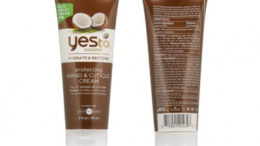 Coconut Protecting Hand and Cuticle Cream