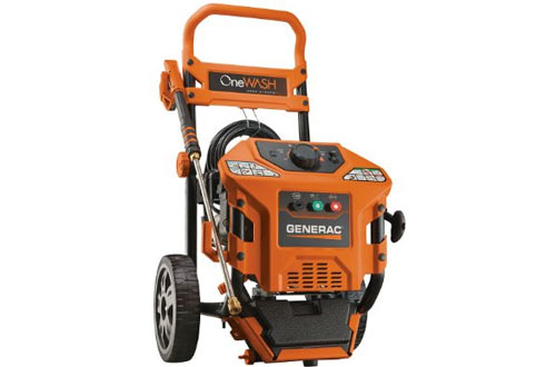 Gas Powered Residential Pressure Washer