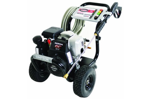 Engine Gas Pressure Washer