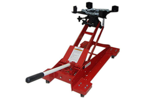 Low Profile Transmission Engine Jack Lift