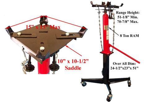 Top 10 Best Floor Transmission Jacks For Sale Reviews In 2019