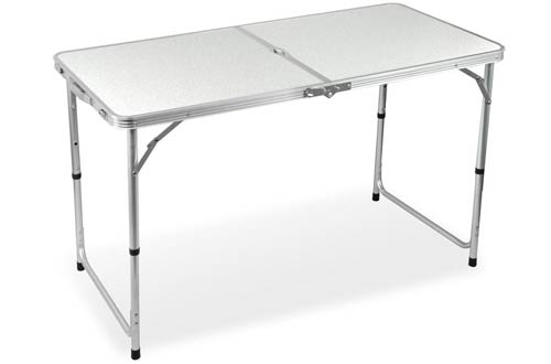 Top 10 Best Folding Camping Tables For Outdoor Activities
