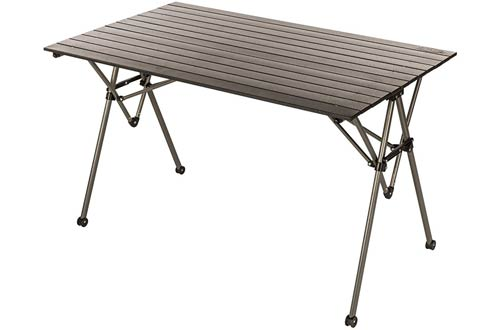 Kamp-Rite Kwik Set Silver Table