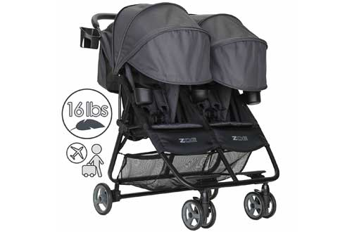 Lightweight Double Strollers