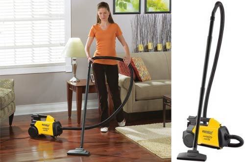Corded Canister Vacuum