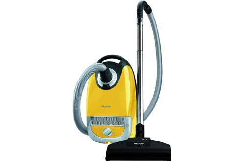 Corded Canister Vacuum Cleaner for Rug & floor
