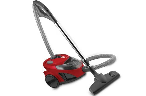 Corded Bagless Canister Vacuum