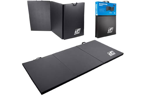 Tri-Fold Folding Thick Exercise Mat