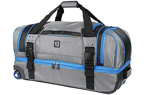 36699bb7570 Top 10 Best Rolling Duffel Bags | Travel Luggage Bags Reviews In 2019