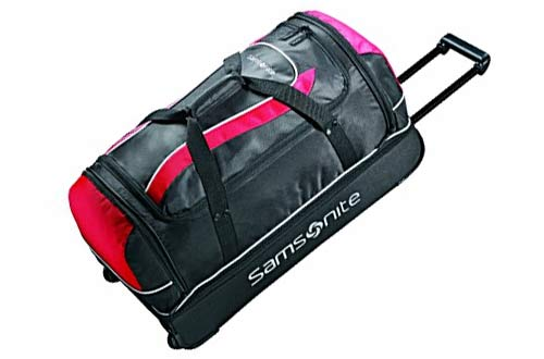 Samsonite Luggage 28 Inch Andante Drop Bottom Wheeled Duffel