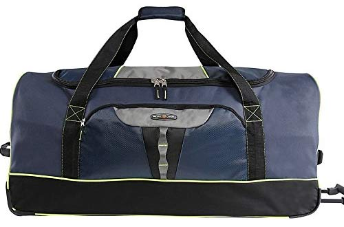 "Pacific Coast 35"" Extra Large Rolling Duffel Bag"