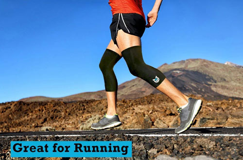 Thigh Compression Sleeves for Men & Women