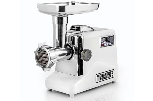 STX INTERNATIONAL STX-3000-MF Megaforce Patented Air Cooled Electric Meat Grinder