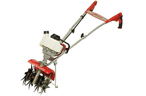 Mantis Lightweight and Powerful Tiller Cultivator by Honda