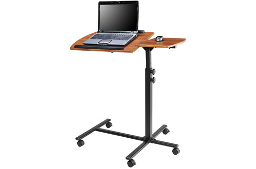 Ameriwood Home Jacob Laptop Cart, Cherry