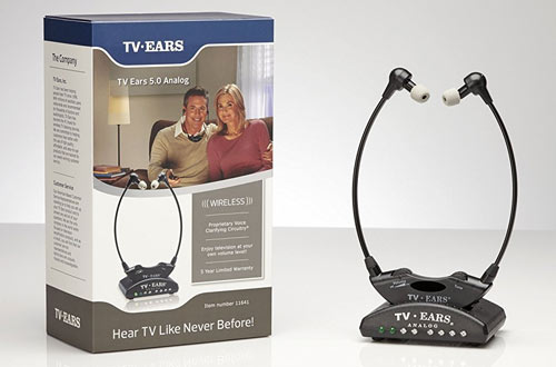 Top 9 Best Tv Ears Wireless Headsets System Reviews In 2020