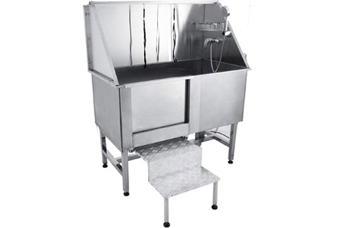 Professional Stainless Steel Pet Dog Grooming Bath Tub