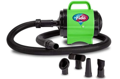 B-Air Fido Max 1 Dog Dryer - Cesar Millan Premier Grooming Collection