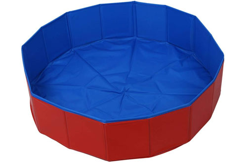 FurryFriends Foldable Dog Pool