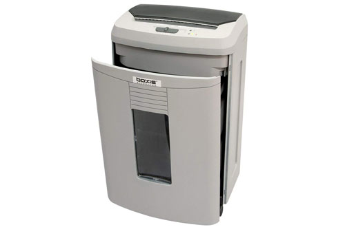 Boxis AF100 AutoShred 100-Sheet Micro Cut Paper Shredder