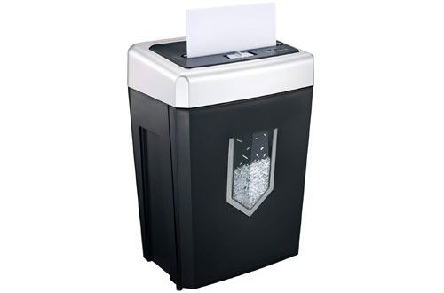 Bonsaii EverShred 14-Sheet Cross-Cut Heavy Duty Paper Shredder