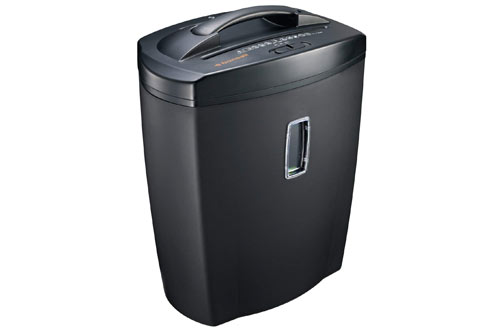 Bonsaii DocShred C156-D 12-Sheet Cross-Cut Paper/CD/Credit Card Shredder