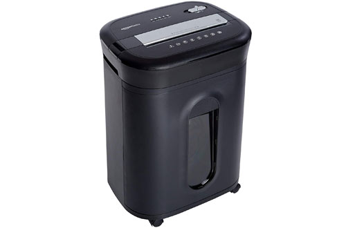 15-Sheet Cross-Cut Paper/CD/Credit Card Shredder