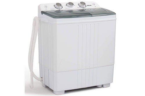 DELLA Small Compact Portable Washing Machine Washer