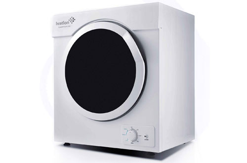 Small Compact Portable Ventless Electric Dryer
