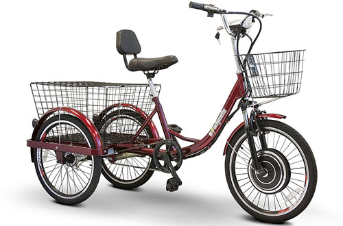 EW-29 Electric Trike Adult Tricycle