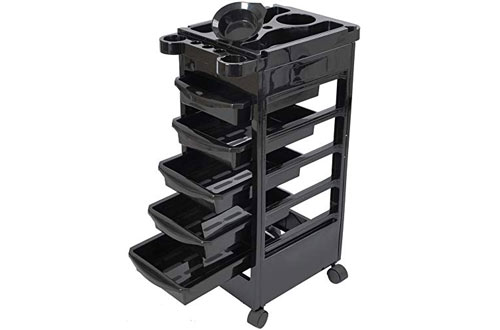 Salon SPA Trolley Storage Cart