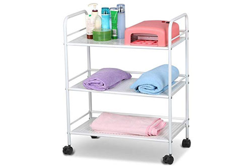 Rolling Salon Trolley Cart