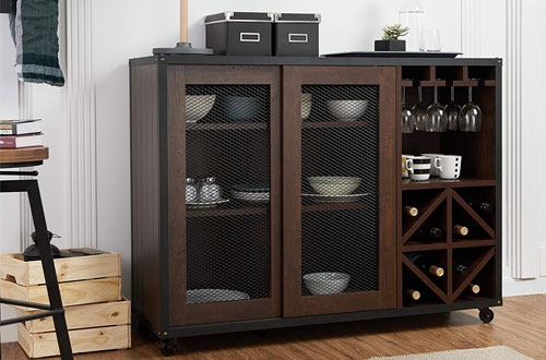 ioHOMES Sallos Multi Storage Buffet