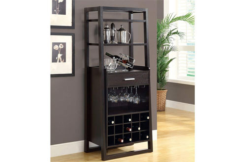 Monarch Specialties I 2543, Home Bar, Ladder Style