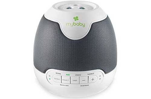MyBaby SoundSpa Lullaby with 6 Sounds