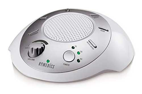Homedics White Noise Sound Machine for Baby