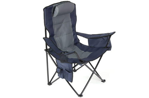 HOMSPORT Outdoor Ultimate Fishing Chair Camping Folding Chair