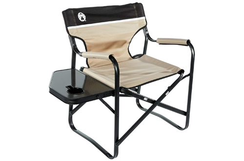 Coleman Portable Deck Chair Side Table