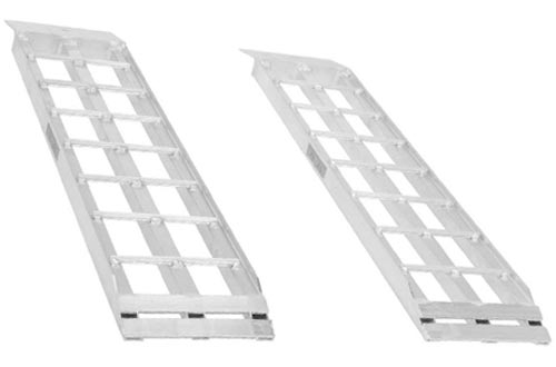 Lightweight & High-Strength Loading Ramps
