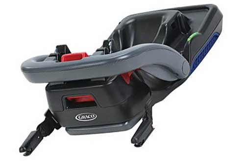 Graco SnugRide SnugLock DLX Infant Car Seat Base