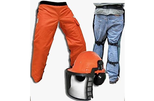 Forester Chain Saw Safety Chaps