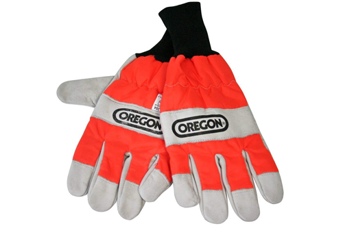 Oregon Large Chain Saw Safety Gloves