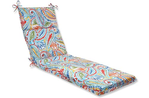 Pillow Perfect Outdoor Ummi Chaise Lounge Cushion