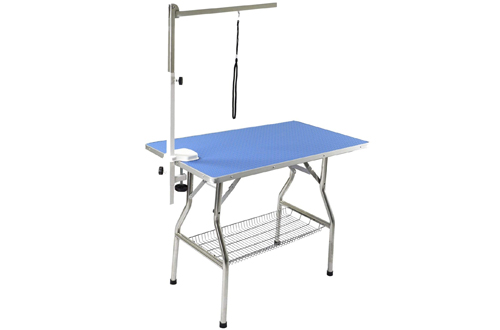 Heavy Duty Dog Pet Foldable Grooming Table
