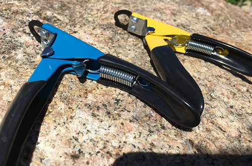 Resco Deluxe Dog Nail Clippers, Original Pet Nail Trimmer